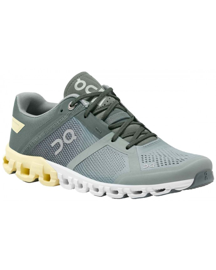 Cloudflow Zapatillas Running ON Mujer Sea/Limelight