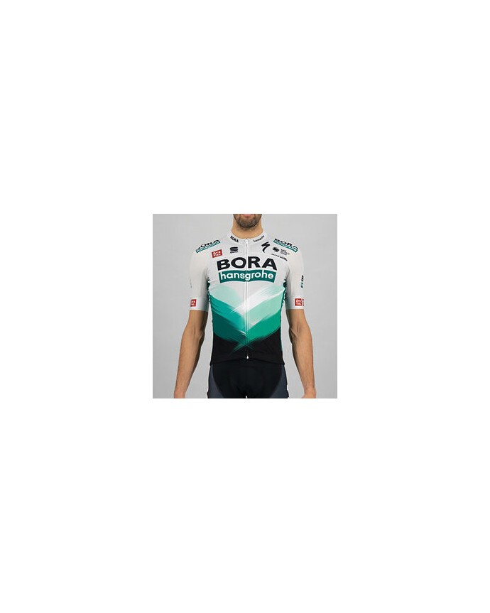 Bora Hansgrohe 2021 Bodyfit Team Jersey Specialized White