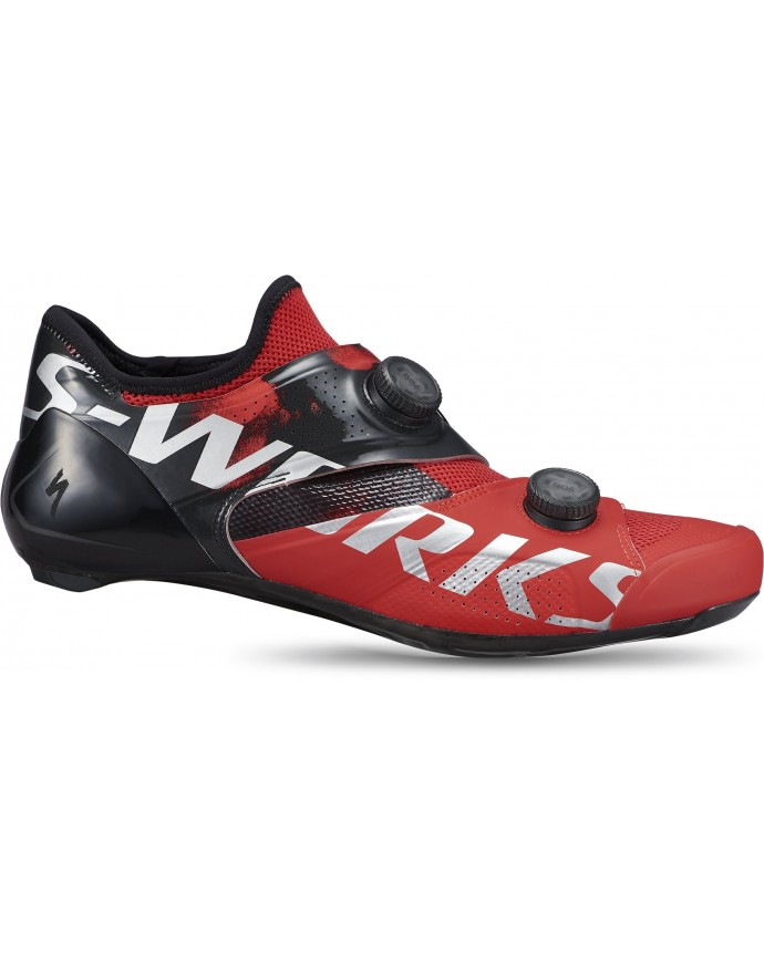 S-Works Ares Road Shoe Specialized Red