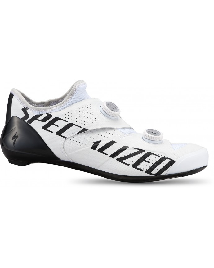 S-Works Ares Team Road Shoe Specialized White