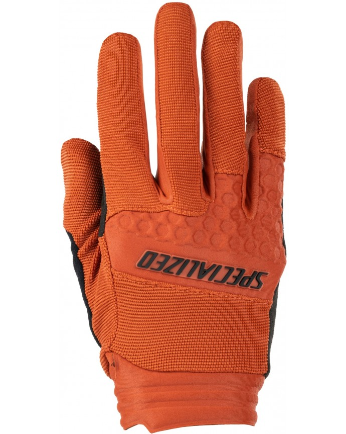 Trail Shield Guantes LF Specialized Hombre Satin Redwood