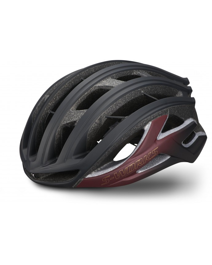 S-Works Prevail II Vent Angi Mips CE Casco Specialized Matte Maroon/Matte Black