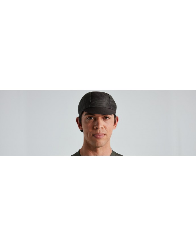 Gorra Ciclismo Specialized Light Printed Logo Military Green