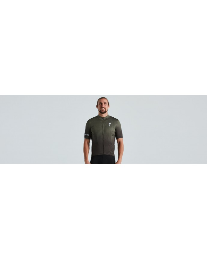 Rbx Comp Jersey SS Specialized Military Green