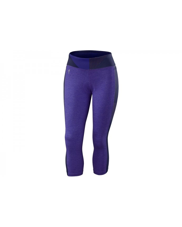 SHASTA 3 4 CYCLING TIGHT WMN SHDW BARS NDGO XL