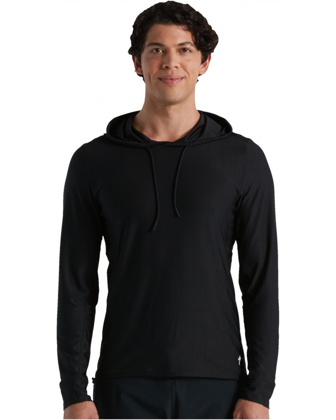 Legacy Lightweight Sudadera Capucha Specialized Hombre Negro