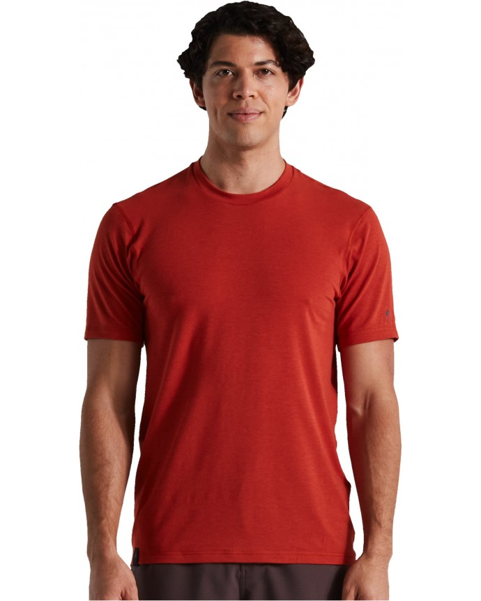 Trail Jersey SS Specialized Hombre Redwood
