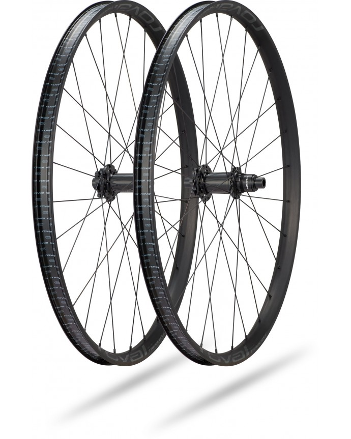"""Roval Traverse Wheelset 29"""" 6B XD Specialized Black/Charcoal"""