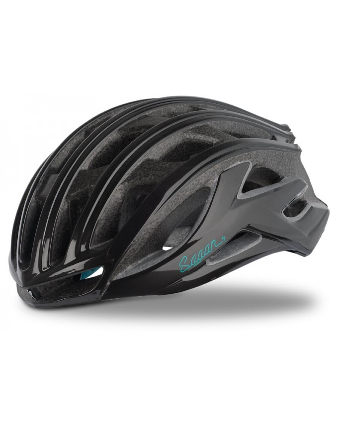 SW PREVAIL II LTD HLMT CE SAGAN BLK TEAL L