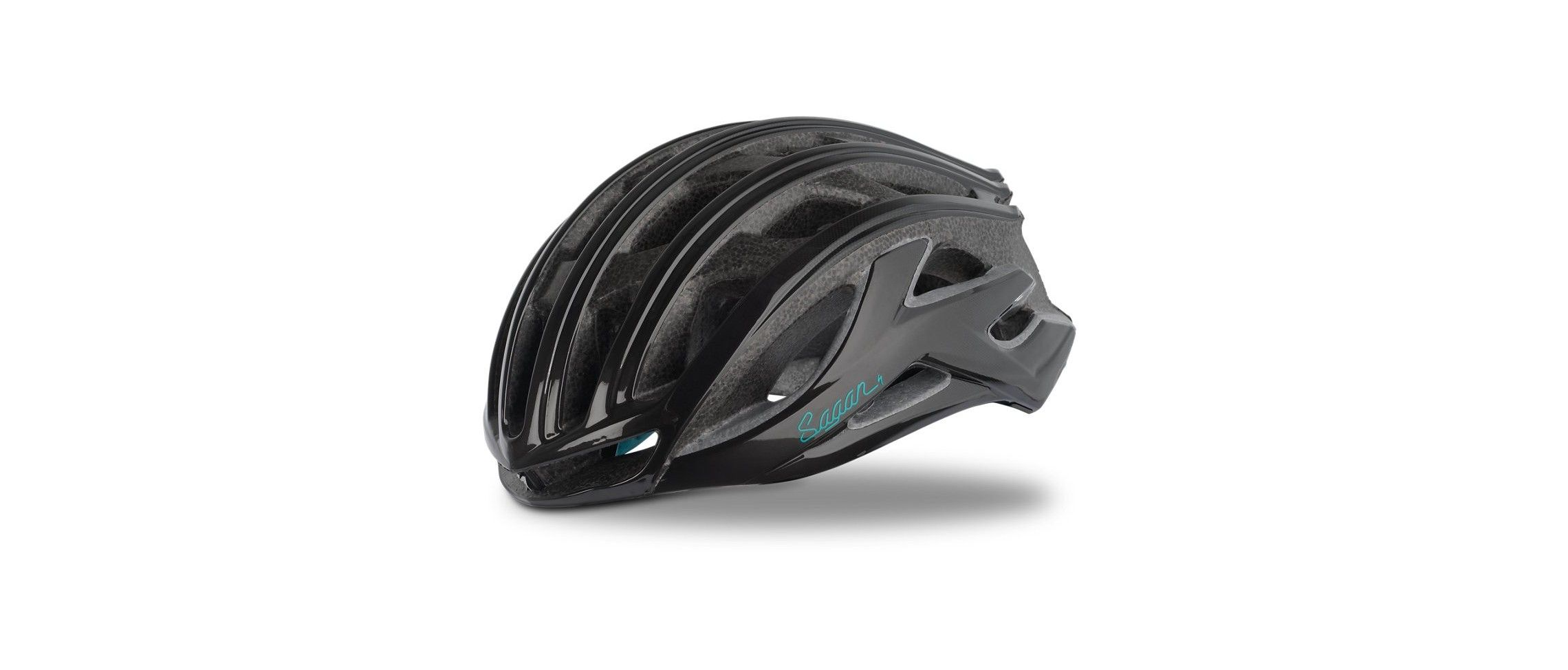 S-Works Prevail Sagan Collection LTD Casco Ciclismo Carretera Specialized Negro/Teal 1 IBKBike.es