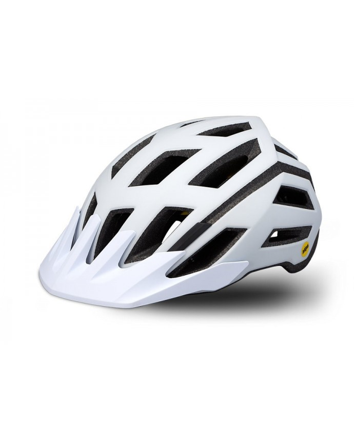 Tactic III Angi Mips Casco Ciclismo Mtb Specialized Blanco Mate 1 IBKBike.es