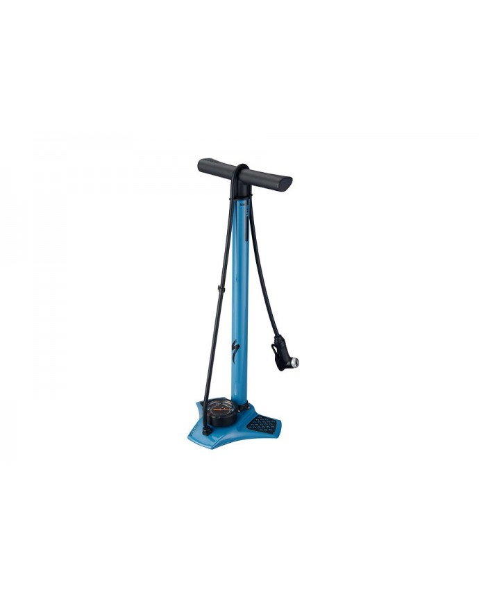 AIR TOOL MTB FLR PUMP GRY