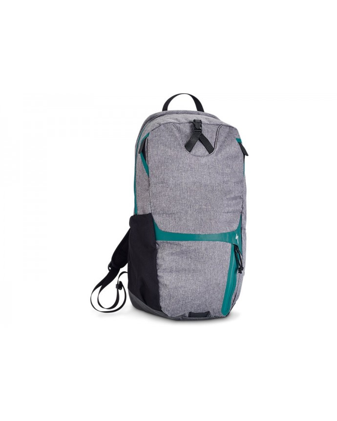 BASE MILES FTHRWGT BACKPACK WMN HTHR GRY TUR