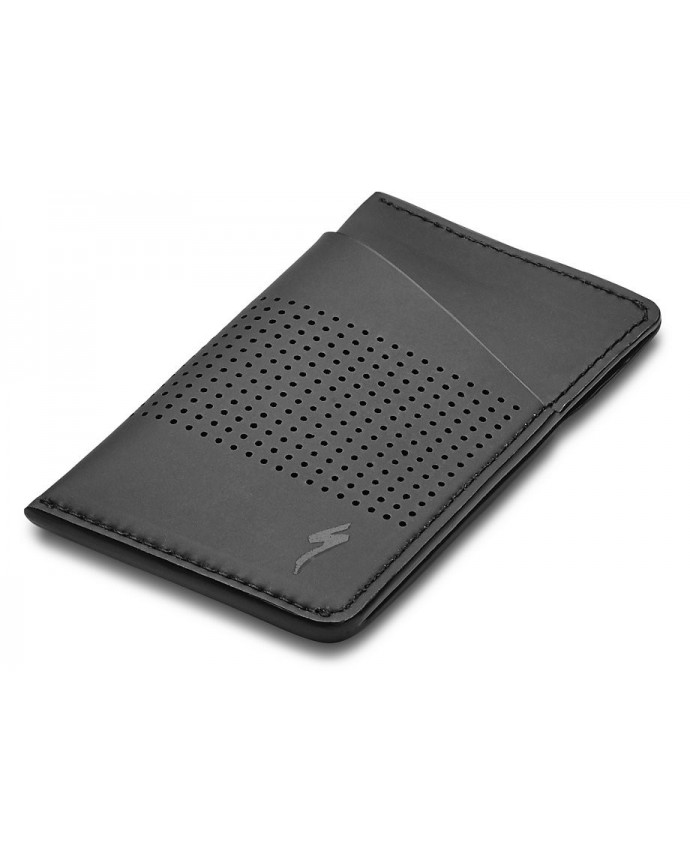 S WALLET SLIM BLK