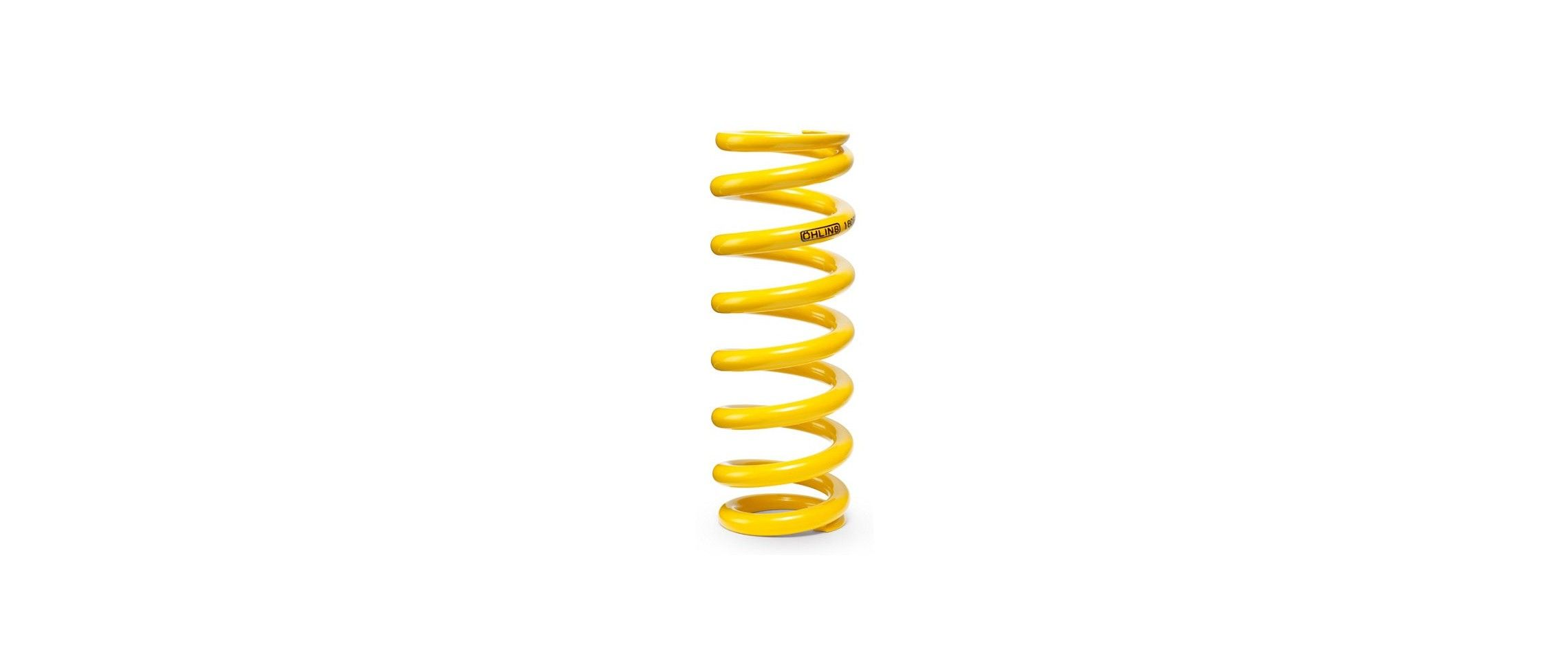 OHLINS 85IN KENEVO LIGHT SPRING 68 N MM 388 LB IN 18074 07