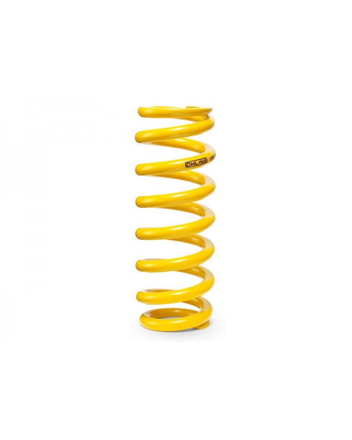 OHLINS 85IN KENEVO LIGHT SPRING 100 N MM 571 LB IN 18074 15