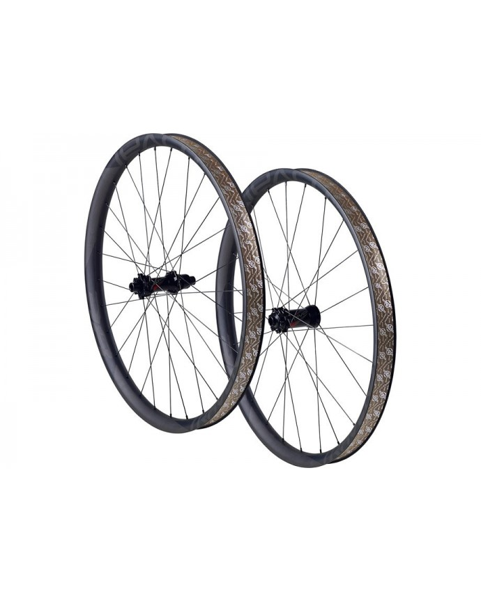 TRAVERSE SL 650B 148 WHEELSET CARB BLK