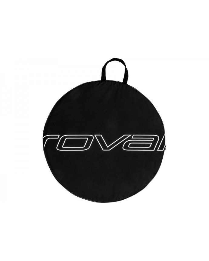 ROVAL SINGLE WHEEL BAG BLK WHT