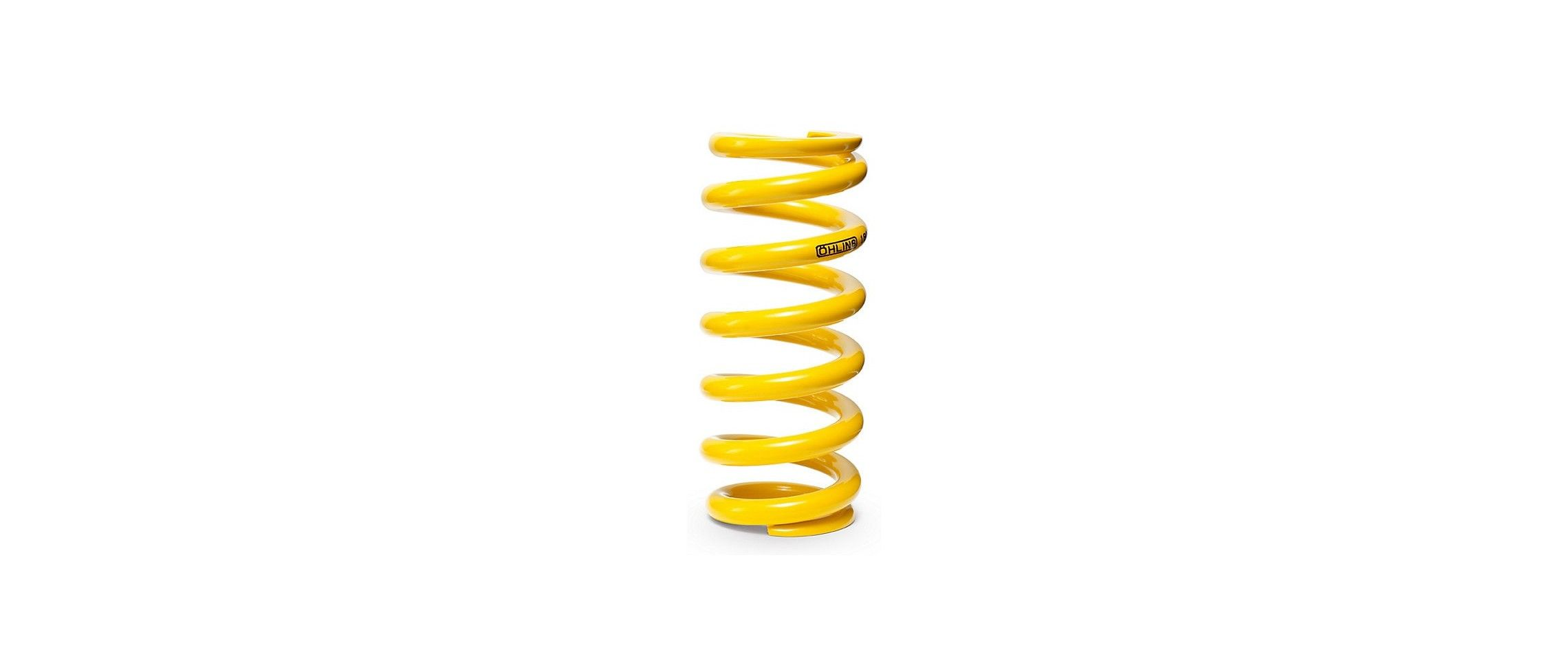 OHLINS 85 875 ENDURO SPRING 76 N MM 434 LB IN 18070 09