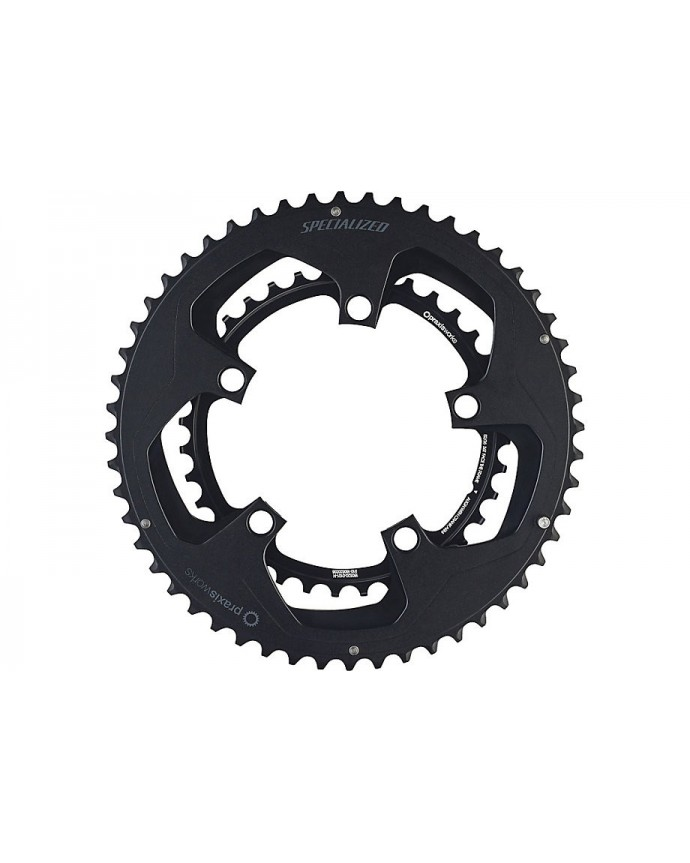 SPECIALIZED CHAINRING SET BLK 110X50 34T W NOTCH
