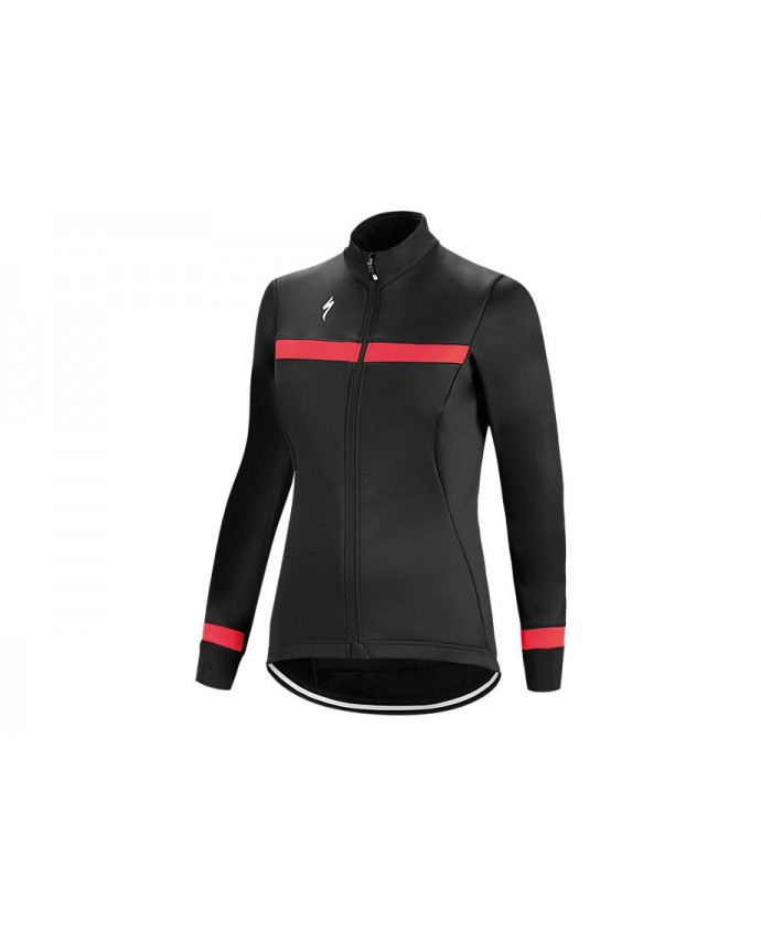 ELEMENT RBX SPORT JACKET WMN BLK ACDRED L