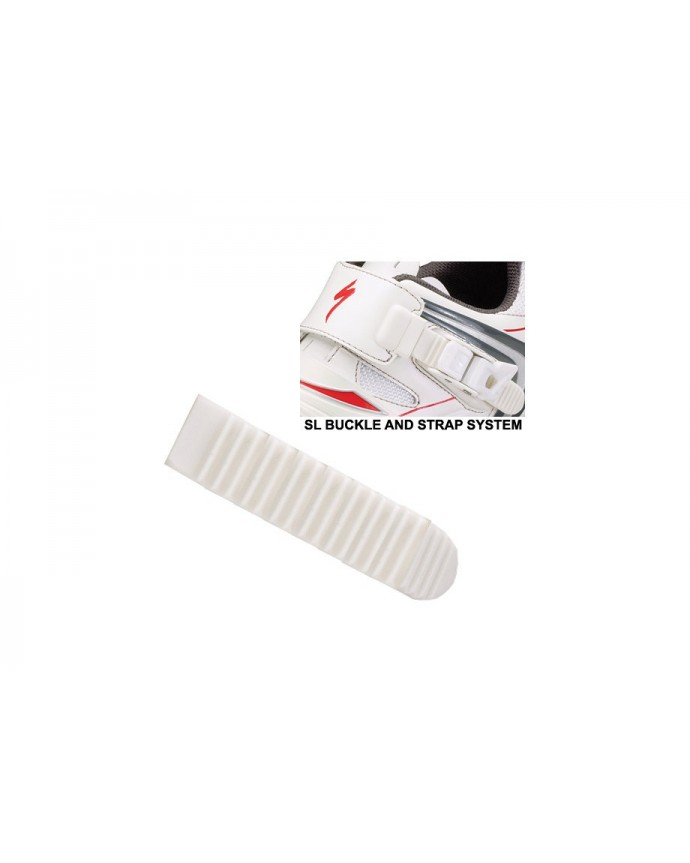 SL REPLACEMENT STRAP 93MM WHT PAIR