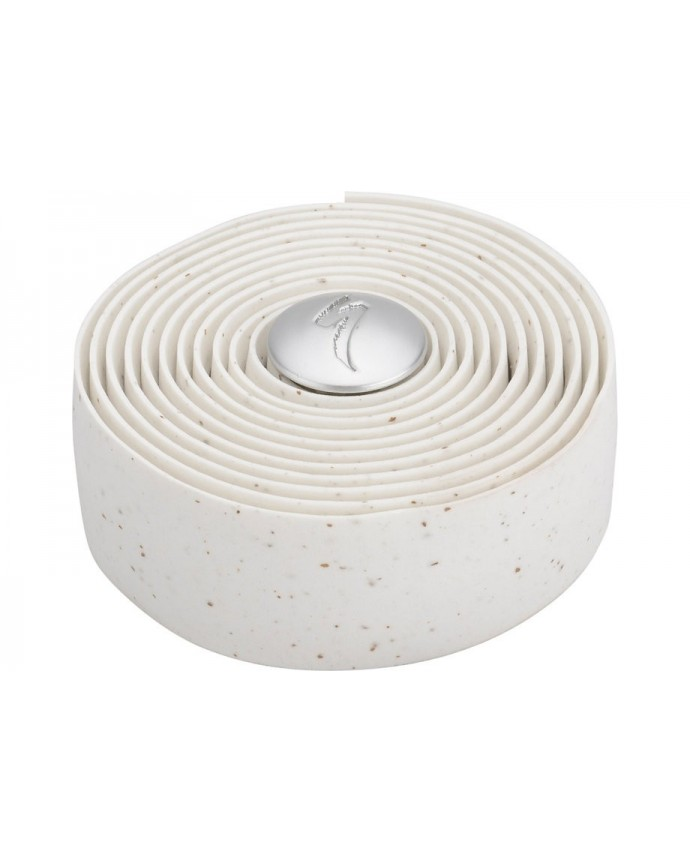 S WRAP CORK BAR TAPE WHT