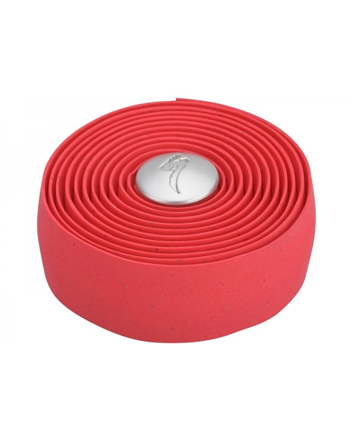 S WRAP CORK BAR TAPE RED