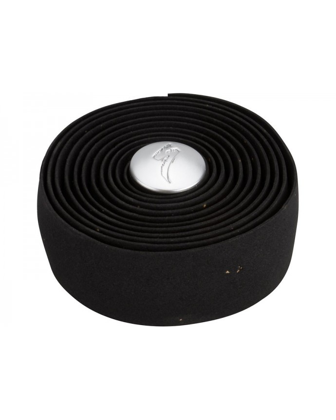 S WRAP CORK BAR TAPE BLK
