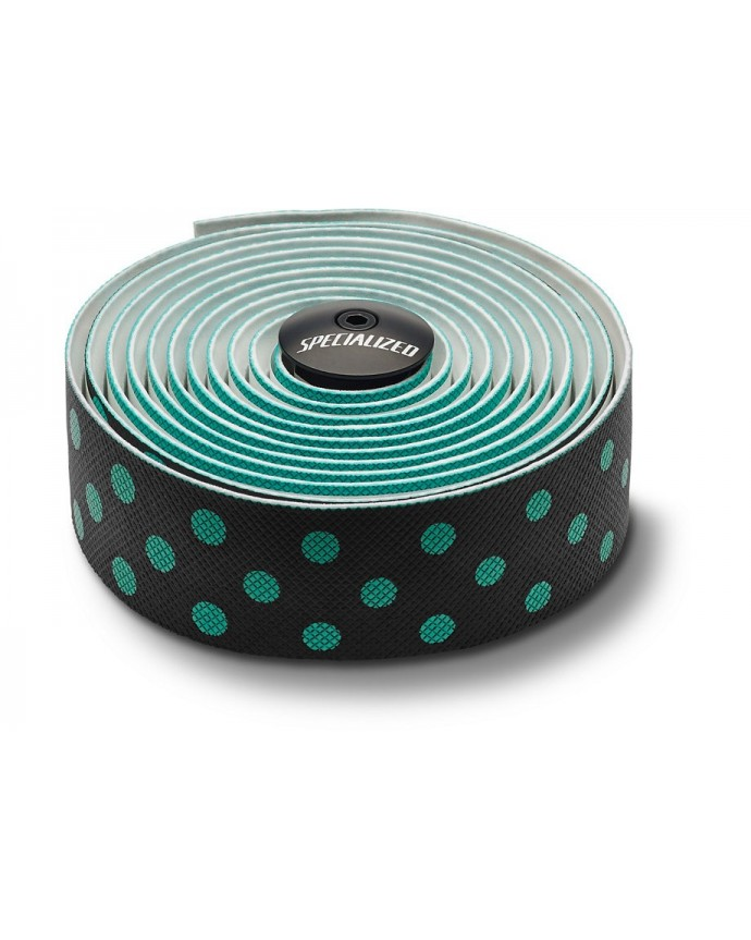 S WRAP HD TAPE BLK ACDMNT DOTS