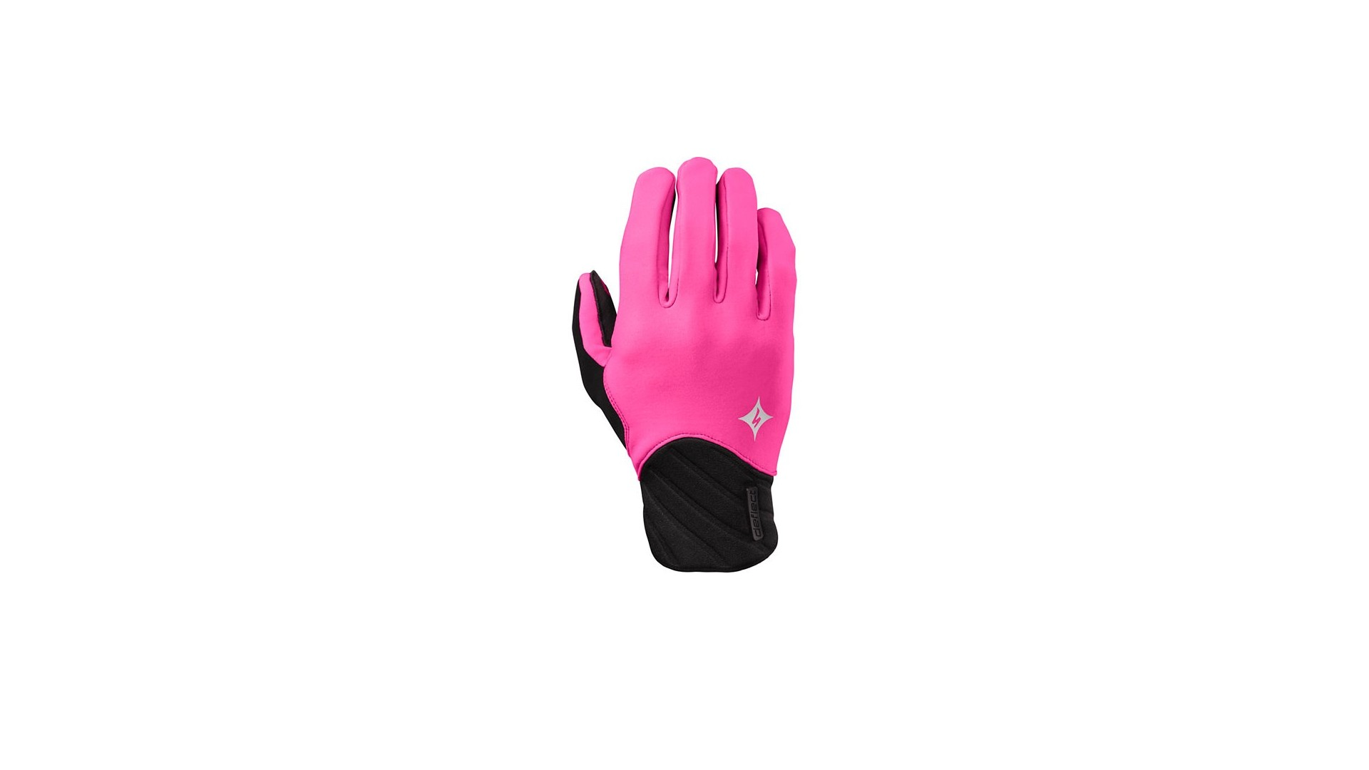 Deflect Guantes LF Specialized Mujer Body Geometry Rosa Neon 2 IBKBike.es