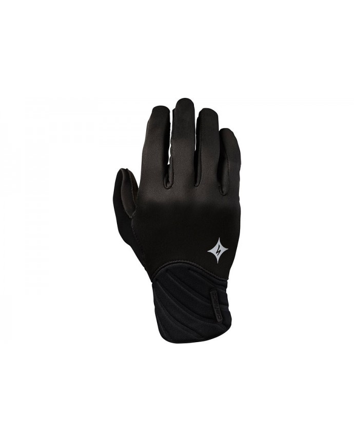 Deflect Guantes LF Specialized Mujer Body Geometry Negro 2 IBKBike.es