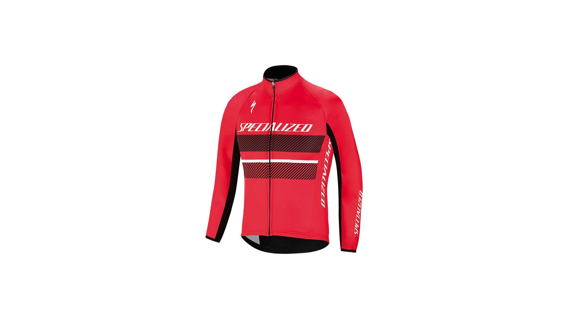 Element Rbx Comp Logo Youth Chaqueta Specialized Mujer Red/Black 1 IBKBike.es
