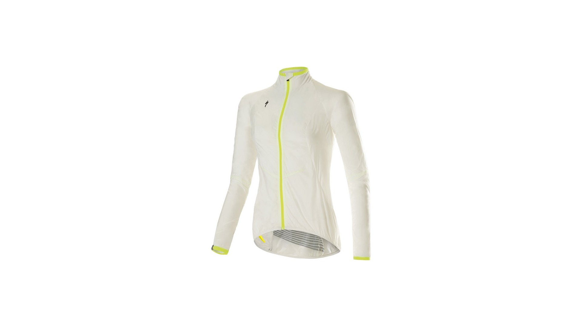 Deflect Comp Chaqueta Specialized Mujer White 1 IBKBike.es