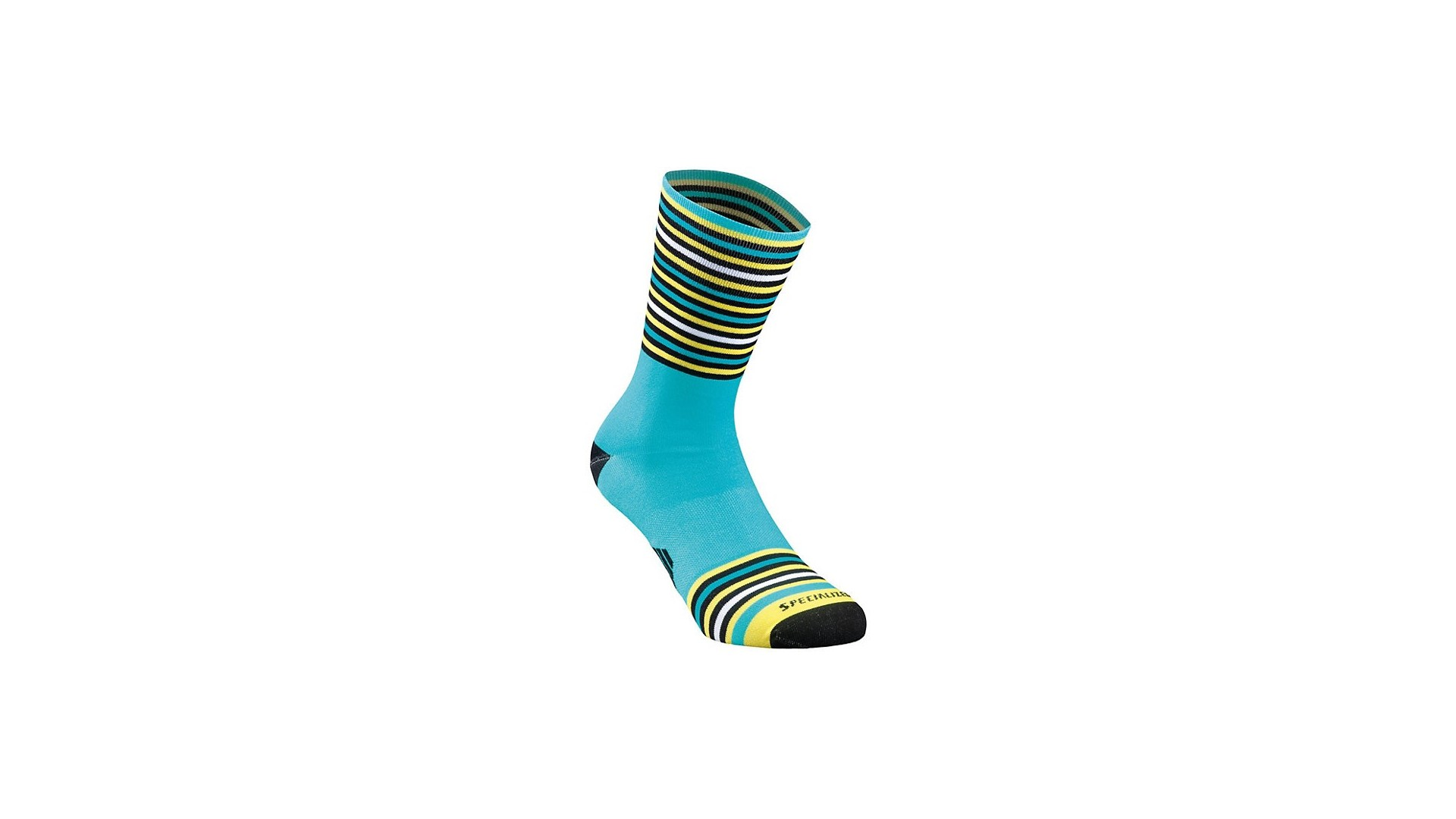 Full Stripe Calcetines Verano Specialized Nice Blue/Black/Yellow 1 IBKBike.es