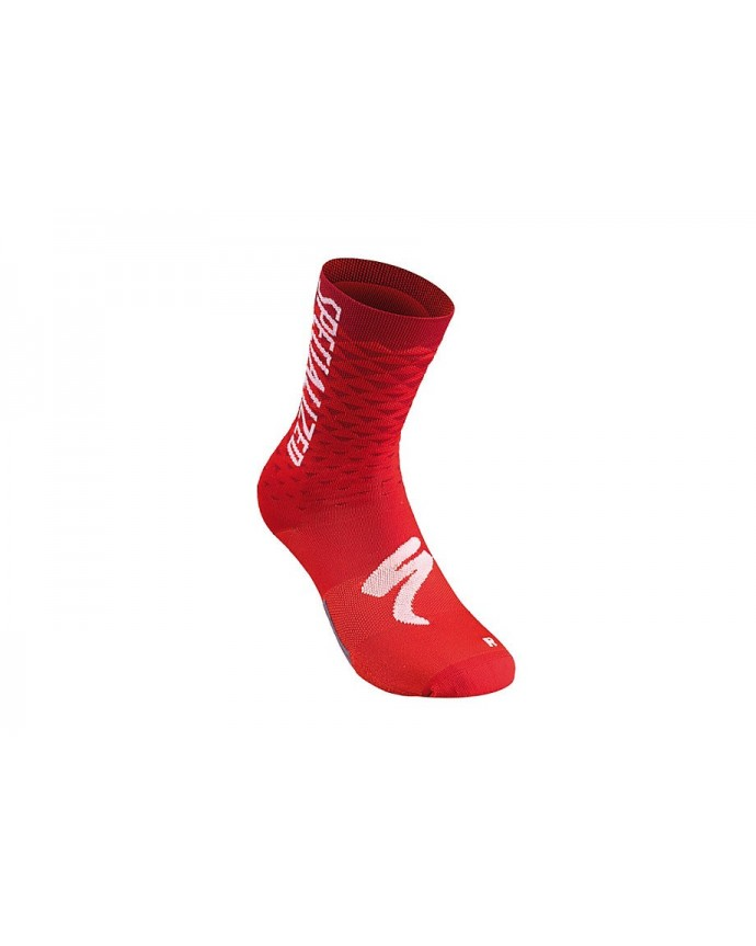 SL TEAM PRO SUMMER SOCK RED S