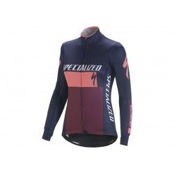 Element Rbx Comp Logo Chaqueta Specialized Mujer Blue/Neon Candy/Purple 1 IBKBike.es