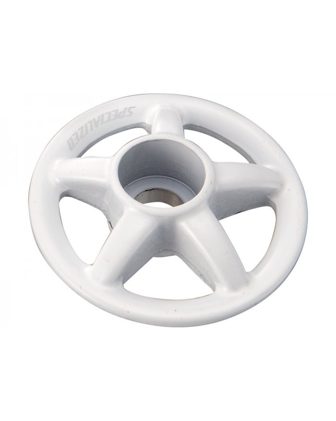 PRO SET MTN WAGON WHEEL TOP CAP OFFSET WHT