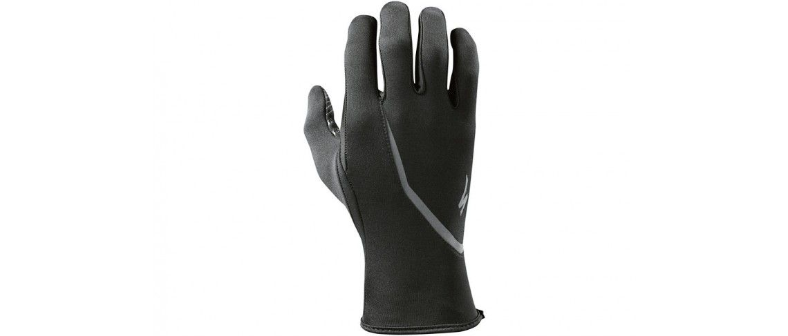 Mesta Wool Liner LF Guantes Specialized Body Geometry Negro 1 IBKBike.es