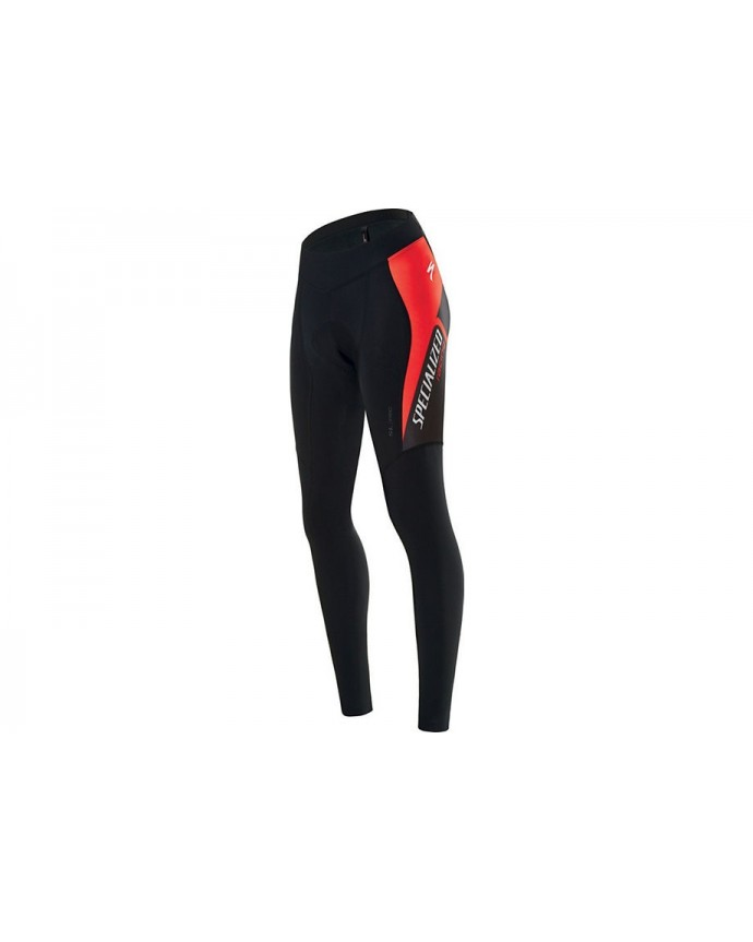 THERMINAL SL TEAM PRO CYCLING TIGHT WMN BLK RED M