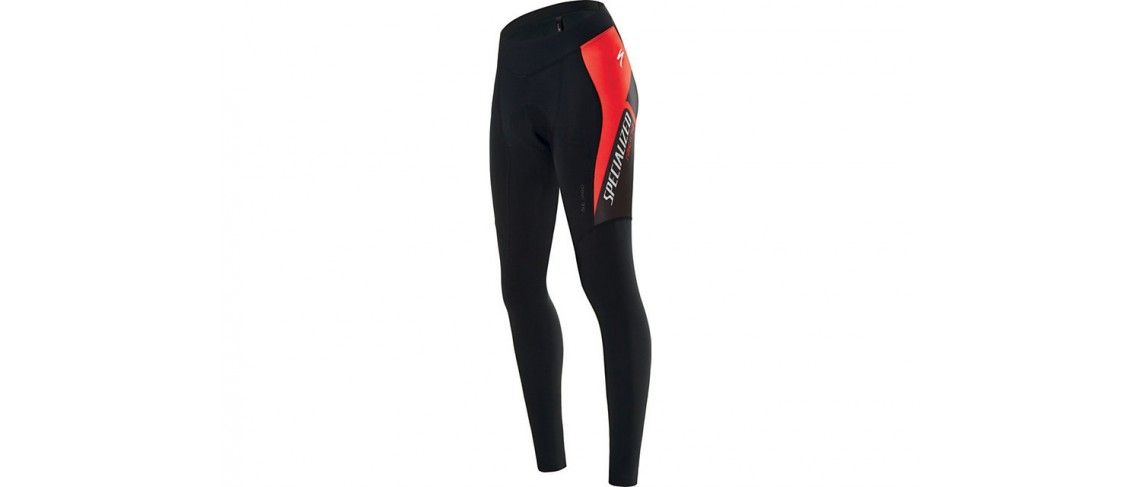 Culotte Therminal SL Team Pro Mujer Specialized Black/Red 1 IBKBike.es