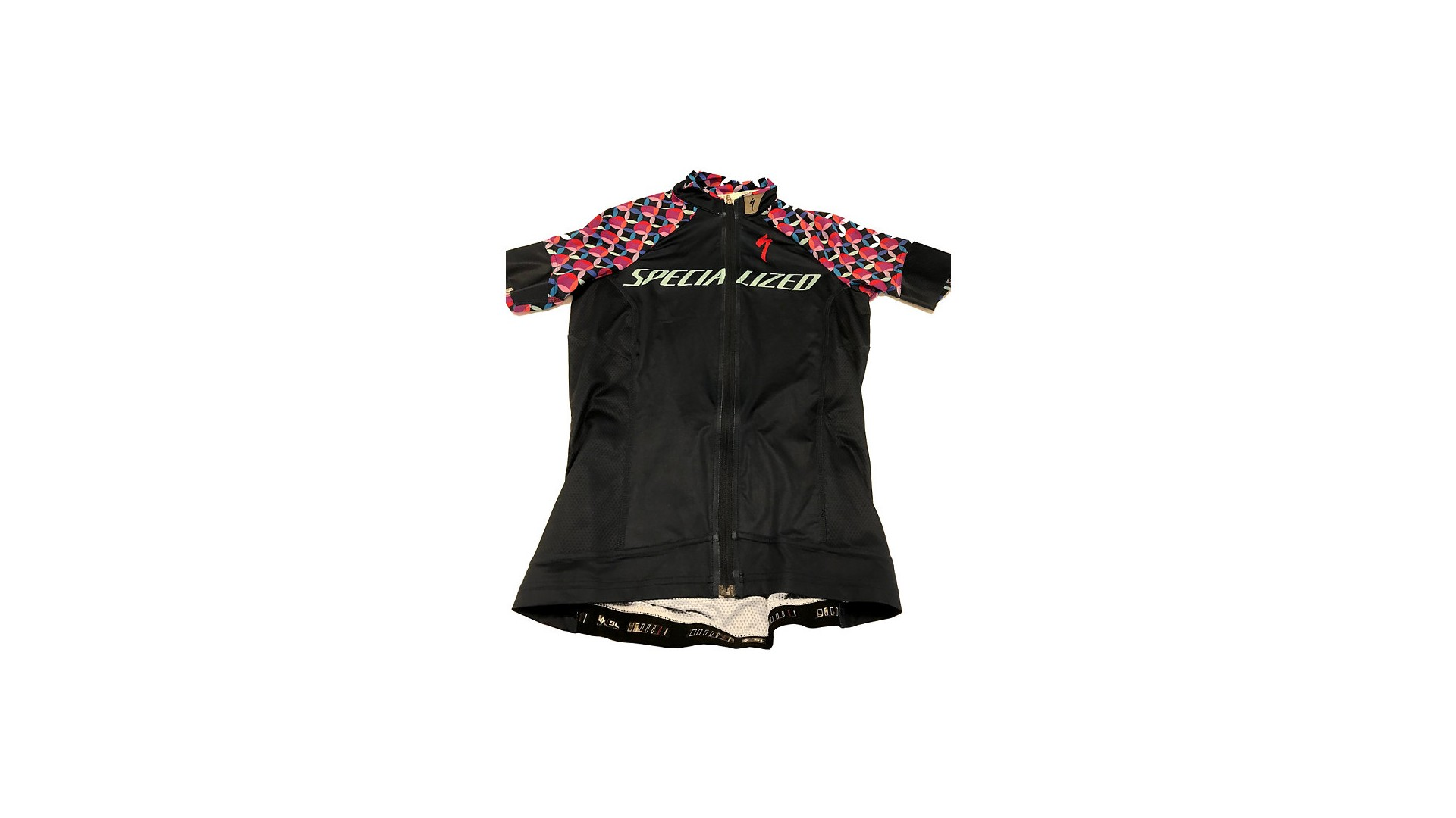 SL Pro Maillot SS Specialized Mujer Your Ride/Rules 1 IBKBike.es