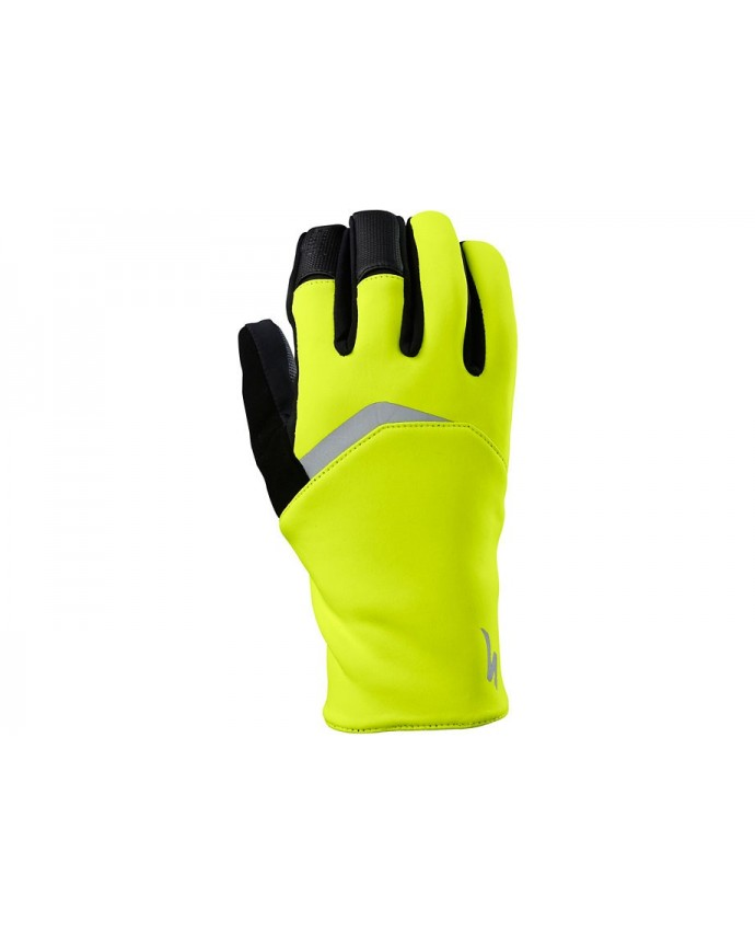 Element 1.5 Guantes LF Specialized Body Geometry Amarillo Neon 1 IBKBike.es