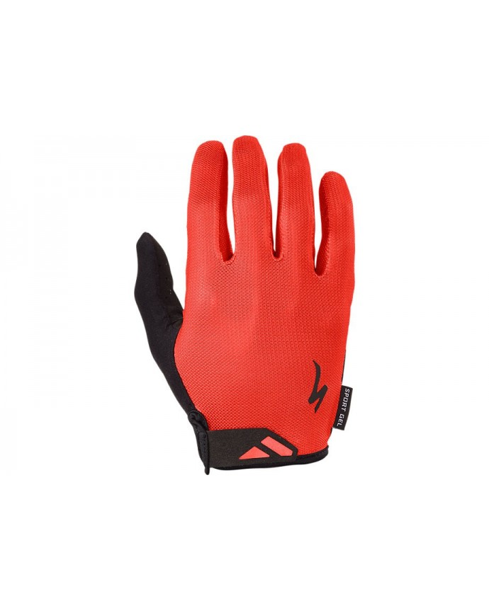 BG SPORT GEL GLOVE LF RED XXL