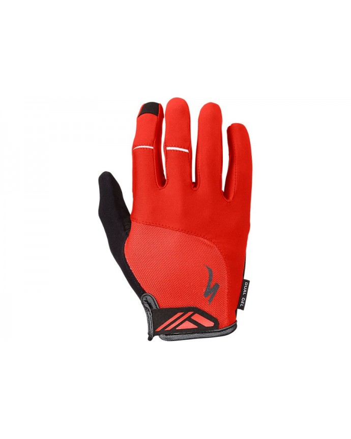 BG DUAL GEL GLOVE LF RED XXL
