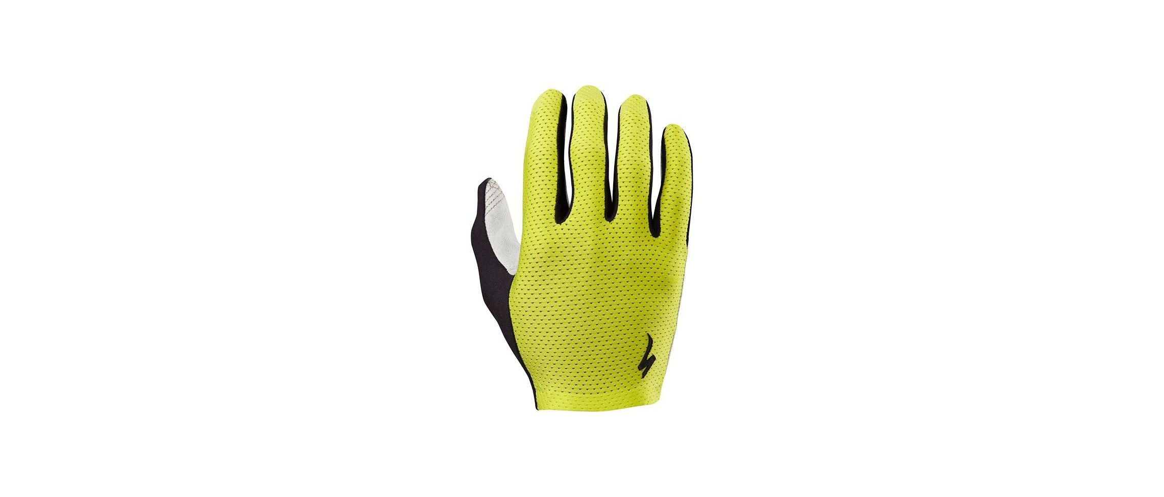 Grail Guantes LF Specialized Body Geometry Limon 1 IBKBike.es