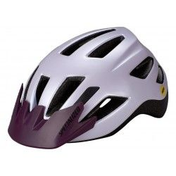 Shuffle Led Mips Casco Ciclismo Specialized Jovenes UV Lilac/Cast Berry 1 IBKBike.es