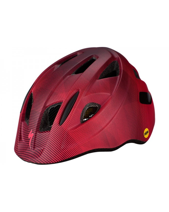 Mio Mips Casco Ciclismo Specialized Niño Cast Berry/Acid Pink Refraction 1 IBKBike.es