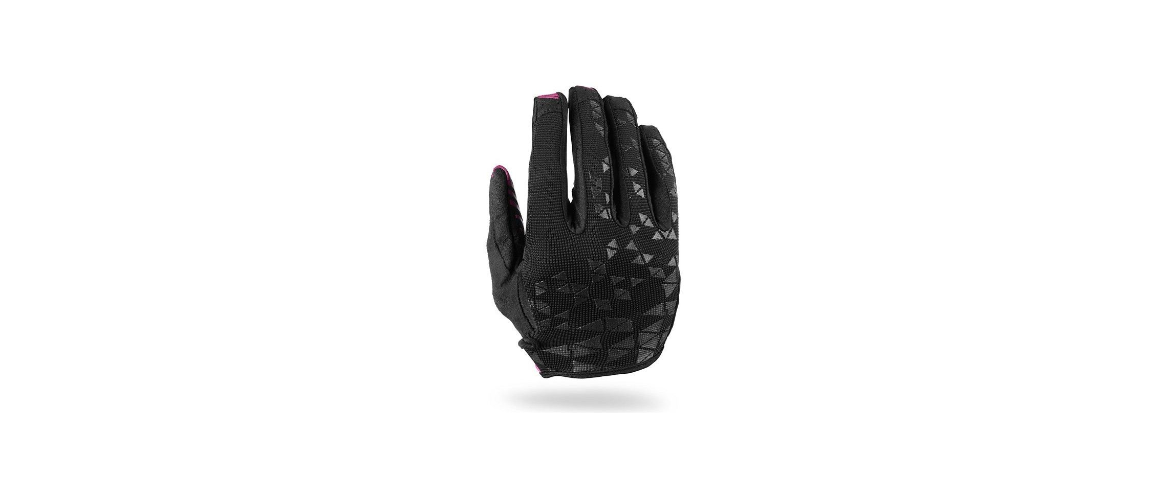 Lodown Guantes LF Specialized Mujer Body Geometry Negro/Rosa 1 IBKBike.es