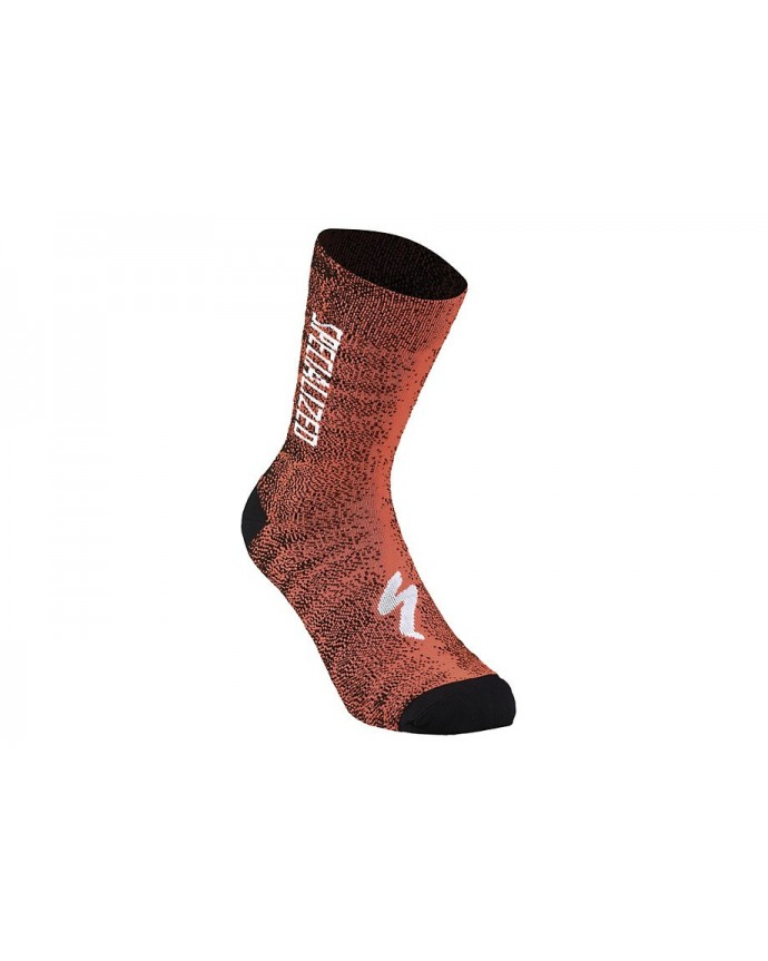 SL TEAM EXPERT SOCK RED BLK FAZE M